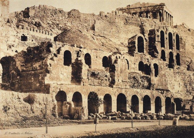 ΩΔΕΙΟ ΗΡΩΔΟΥ ΑΤΤΙΚΟΥ 1865 ( Κωνσταντίνου Δημήτρης)
