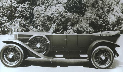 Fiat 519 S (1922)